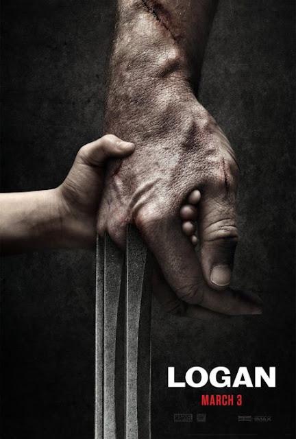 Así respondió Deadpool al nuevo póster de Wolverine 3: Logan