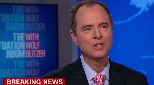 Adam Schiff Has Given 227 TV Interviews Since Trump's Inauguration
