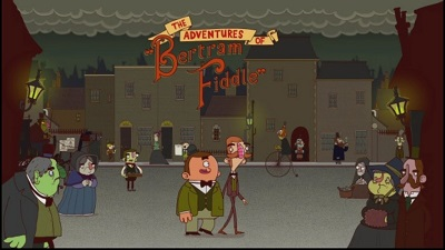 Adventures of Bertram Fiddle Episode 1 - A Dreadly Business Gameplay