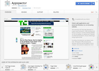 Chrome Sniffer