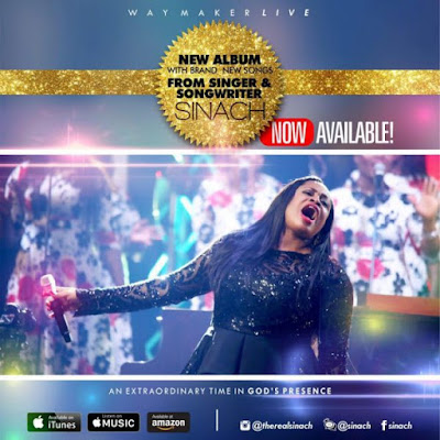 Sinach - For Me Lyrics
