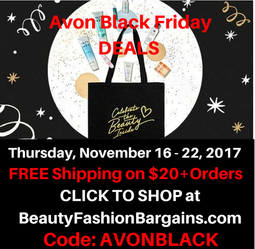 Avon Black Friday Sale