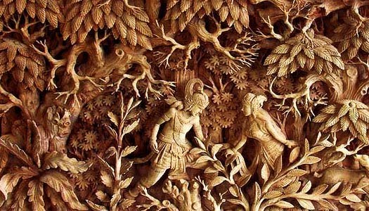 All For Funiture Jepara Carving Is A High Quality