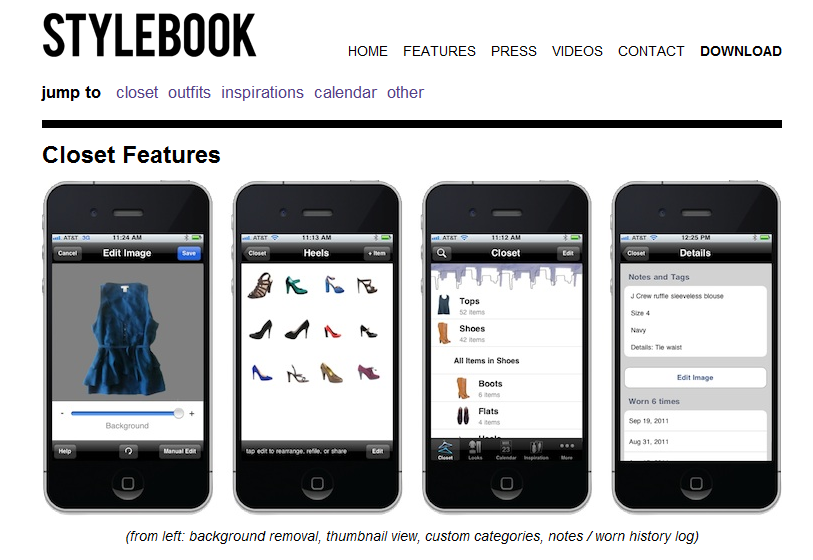 StyleBook App Review & Giveaway - LaBelleMel