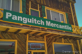 Cramer Imaging's photograph of the Panguitch Mercantile in Panguitch Utah in the summertime
