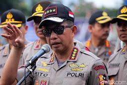 Kapolri Konsultasi ke Jokowi soal Wakapolri Pengganti Syafruddin