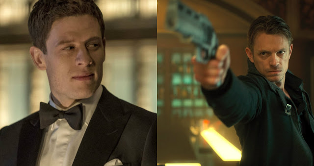 5 must-watch new shows on the web, collage, Altered Carbon, McMafia, Joel Kinnaman, James Norton