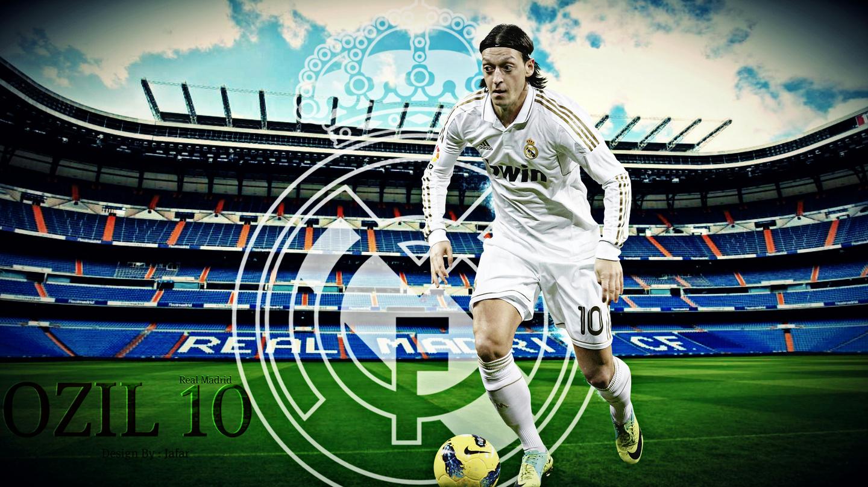 Football: Mesut Özil 2013 HD Wallpaper