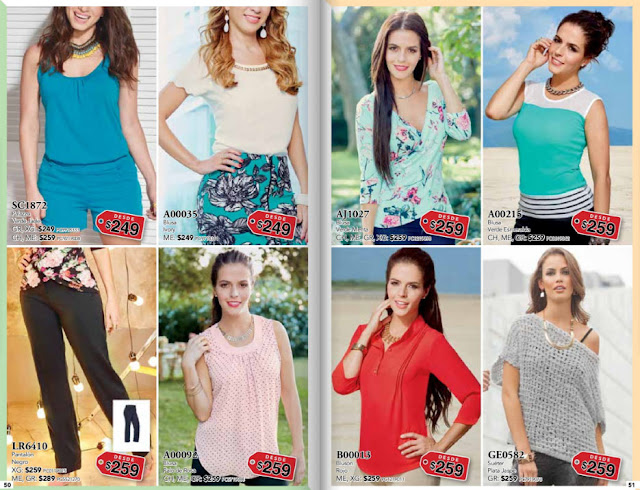 Catalogo Moda Club 2018