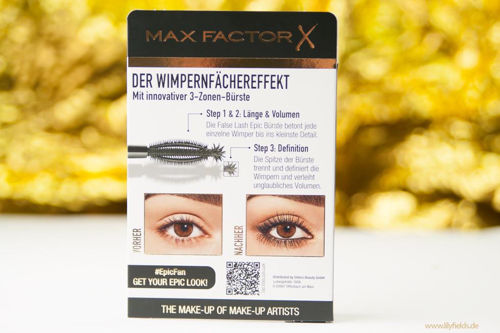 Max Factor - False Lash Epic Mascara