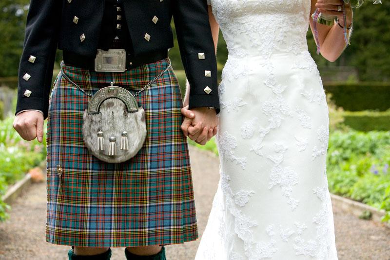 beyond the aisle Traditional Scottish Wedding Ideas