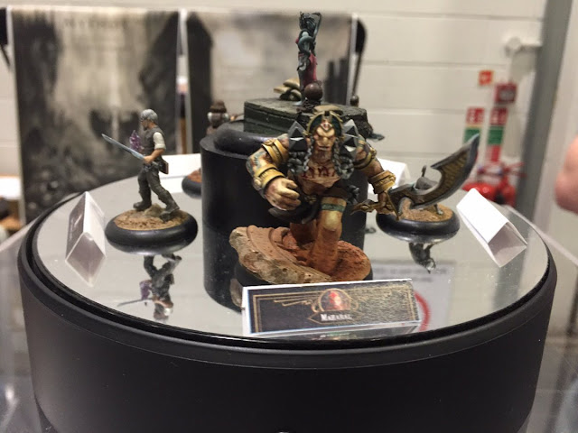 Paranoid Miniatures: New Mythos Miniatures Previewed