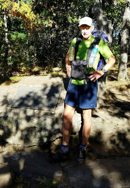 Frantic Oreo on the Appalachian Trail 2016