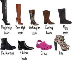dead316eb5 Esse post serve para você entender melhor e identificar cada tipo de sapato  e seu nome correto!