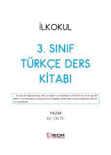 3. Sınıf Türkçe Çalışma Kitabı Cevapları Dikey Yayınları