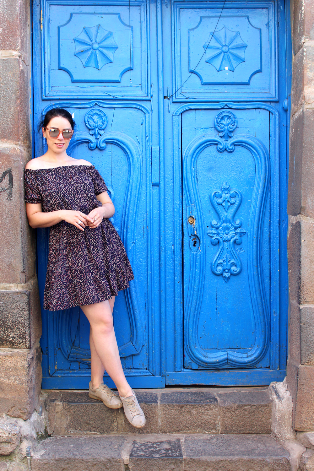Emma Louise Layla in Cusco, Peru - lifestyle & travel blog