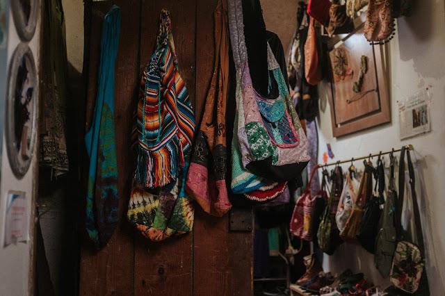 showroom 16 friperie vintage paraza