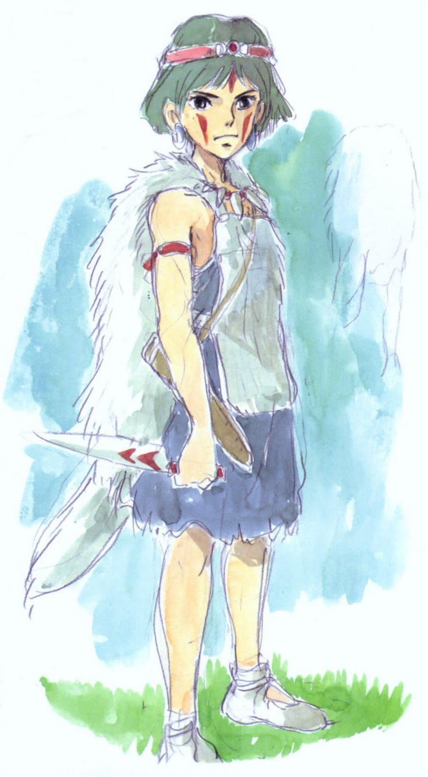 Princess Mononoke Part 1
