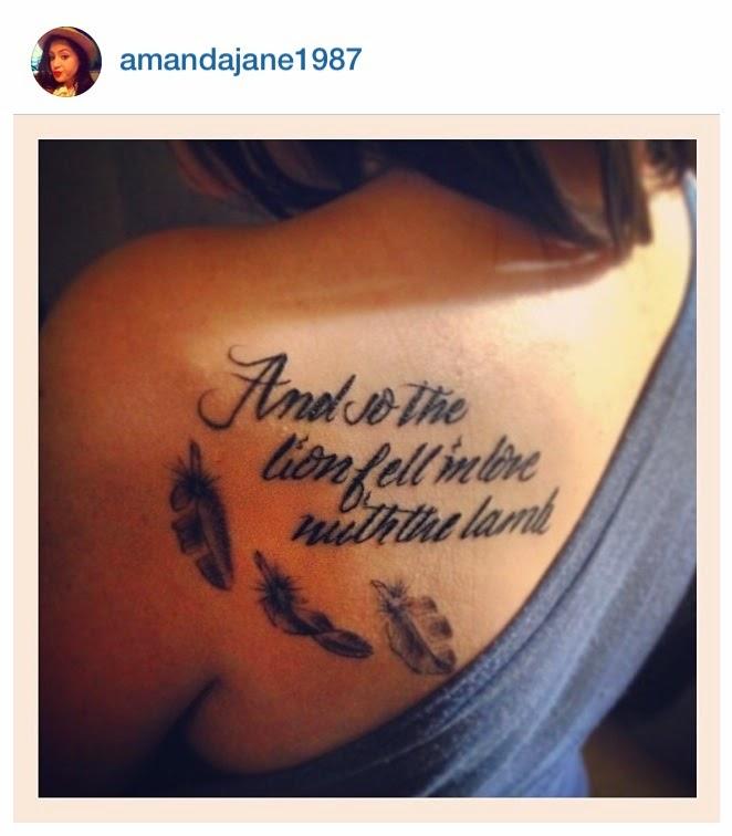 Tattoo Quotes Lion: Twilight Saga Inspired Tattoos