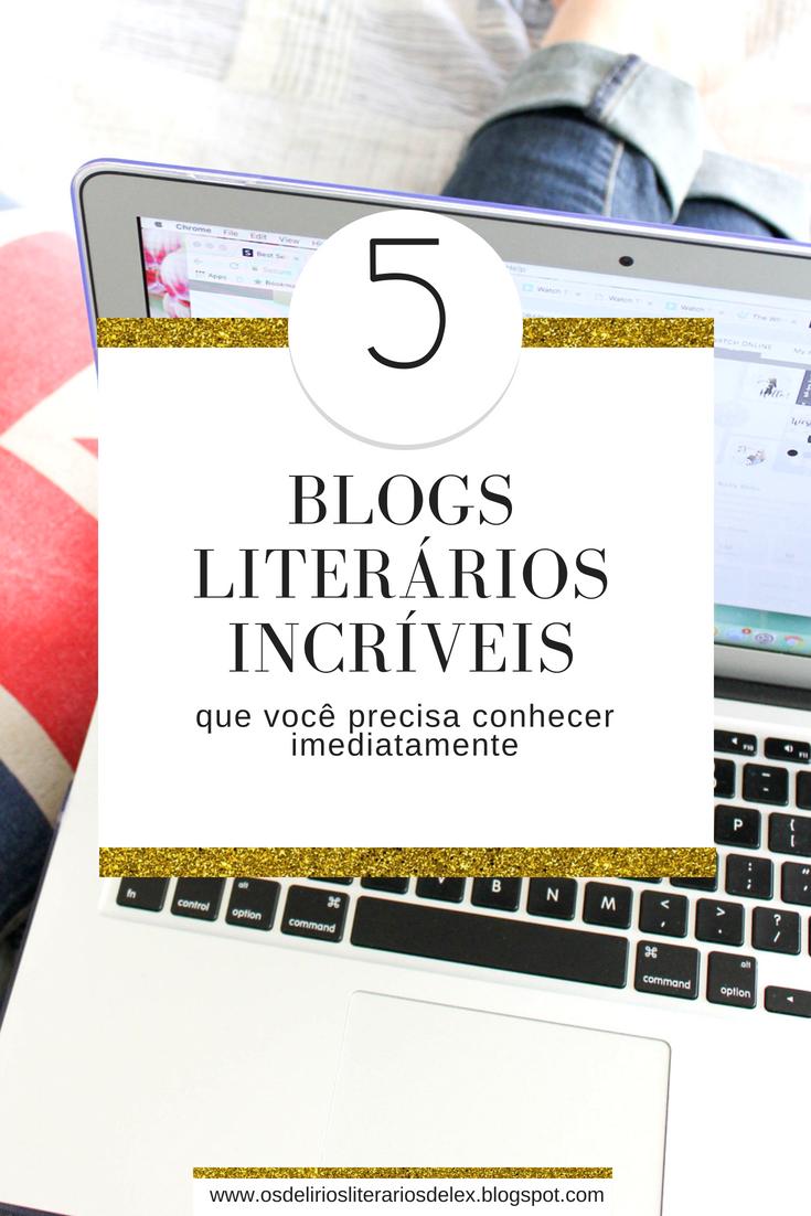 dicas de blogs literários