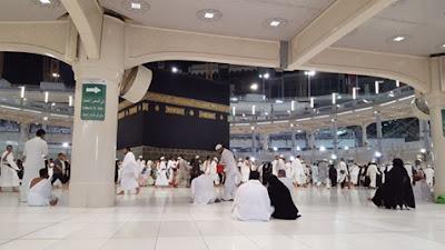 Masjidil Haram Dan Kaabah حرام والكعبة المشرفة