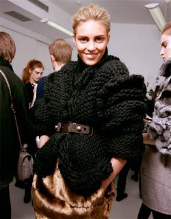 chunky knits