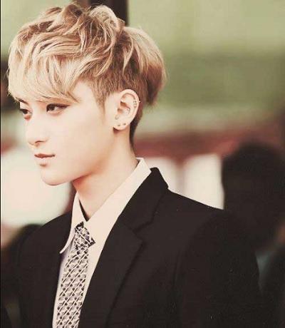model rambut pria korea terkini