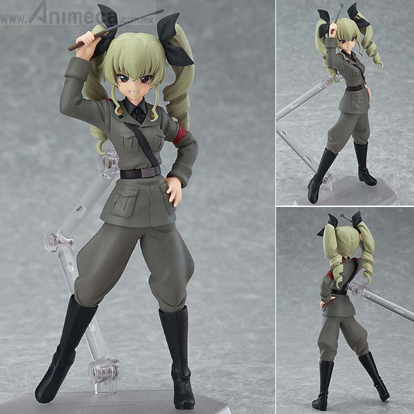 ANCHOVY figFIX FIGURE Girls und Panzer Max Factory