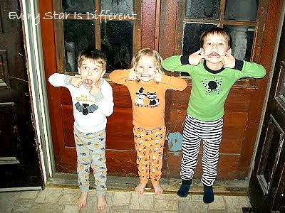 Halloween Pajama Day