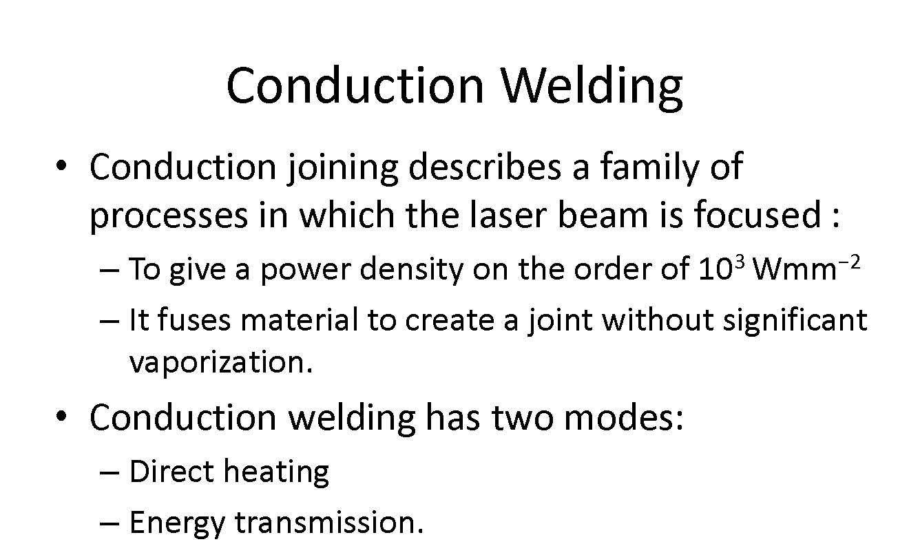 Joining processes in welding welding hardfacing cladding and basics of laser welding buycottarizona Choice Image