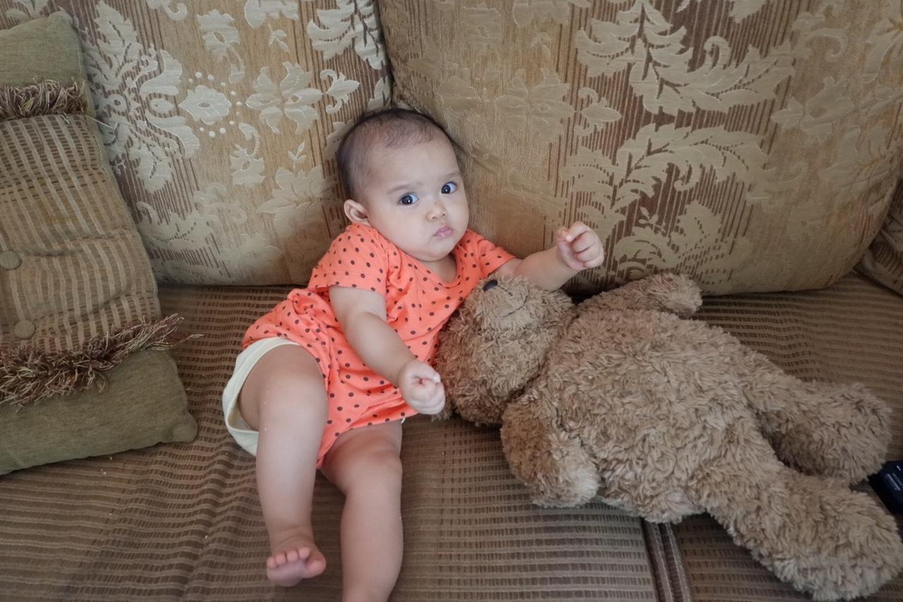 Pertumbuhan dan Perkembangan Bayi Usia 6 Bulan
