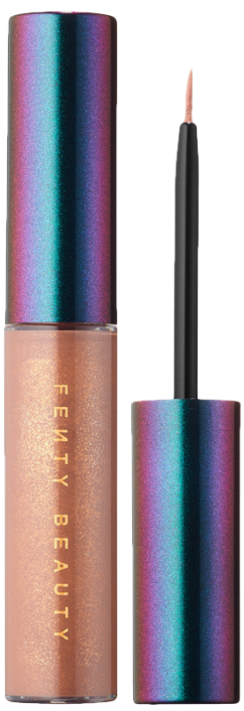 FENTY BEAUTY BY RIHANNA Eclipse 2-In-1 Glitter Release Eyeliner Later Crater