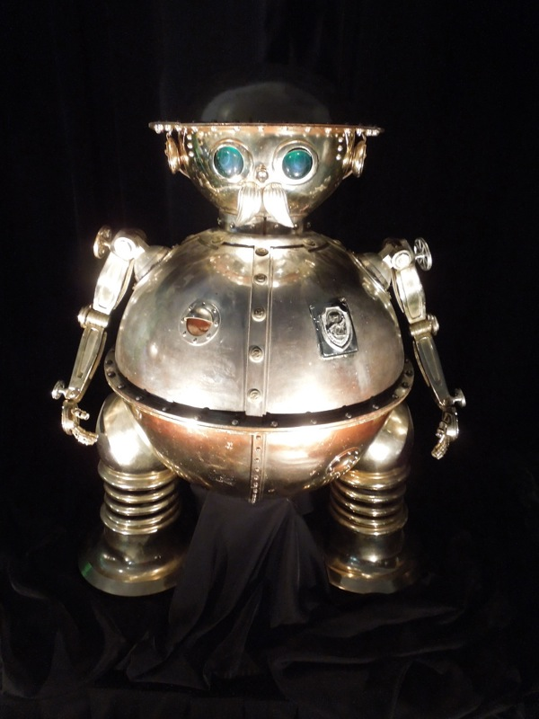 Tik Tok clockwork robot Return to Oz