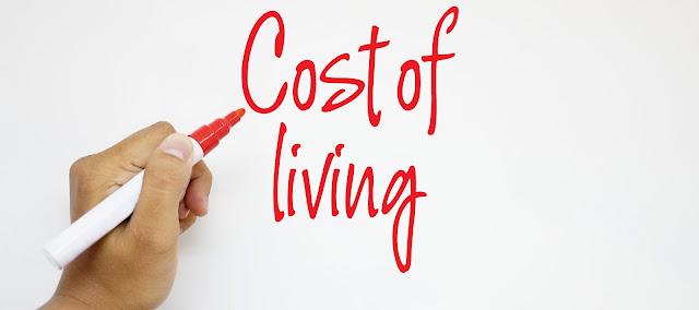 تكلفة المعيشة فى ولاية ميريلاند Cost of living in Maryland
