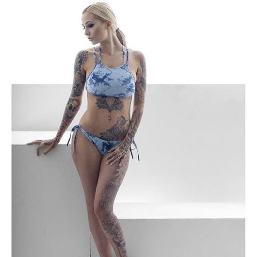 Get Lost With These Amazing Inked Babes!