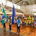 VI Jogos Escolares são abertos com desfile
