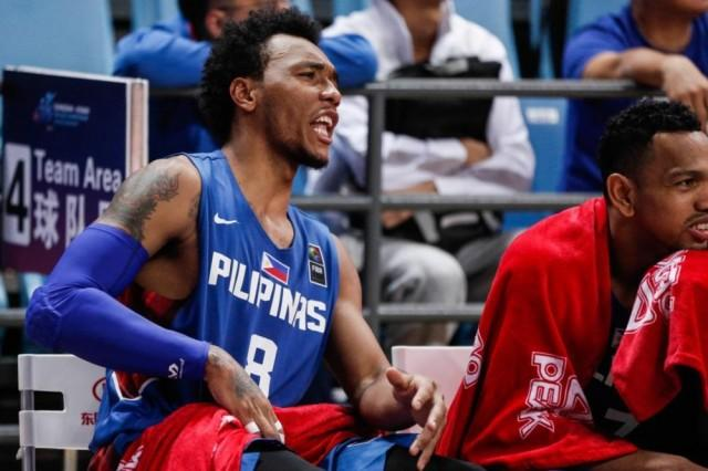 Calvin Abueva was named Best Player of the Game in SEABA 2017 debut.