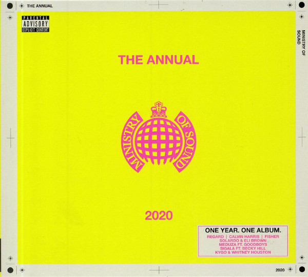The Annual 2020 (from Ministry Of Sound)