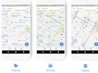 Google Permudah Penggunanya Menemukan Alamat Degan Maps Dengan Tampilan Baru