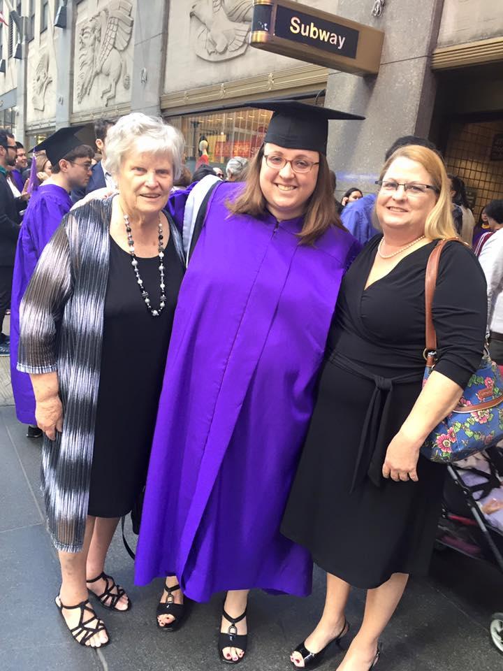 Beauty in the Breakdown: Graduation Recap