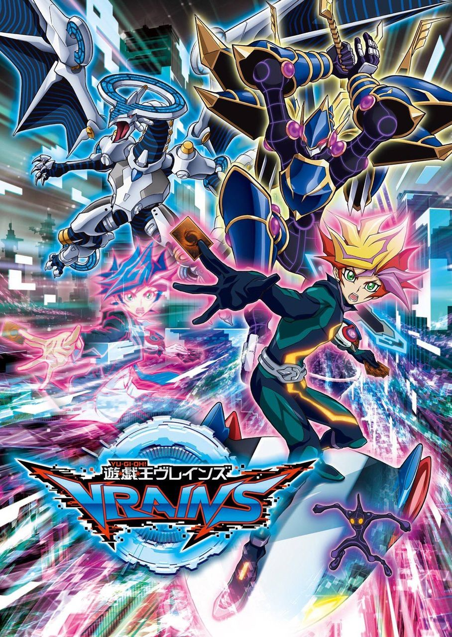 Yu-Gi-Oh! Vrains Subtitle Indonesia Batch
