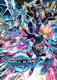 Yu-Gi-Oh! Vrains Episode 3 Subtitle Indonesia