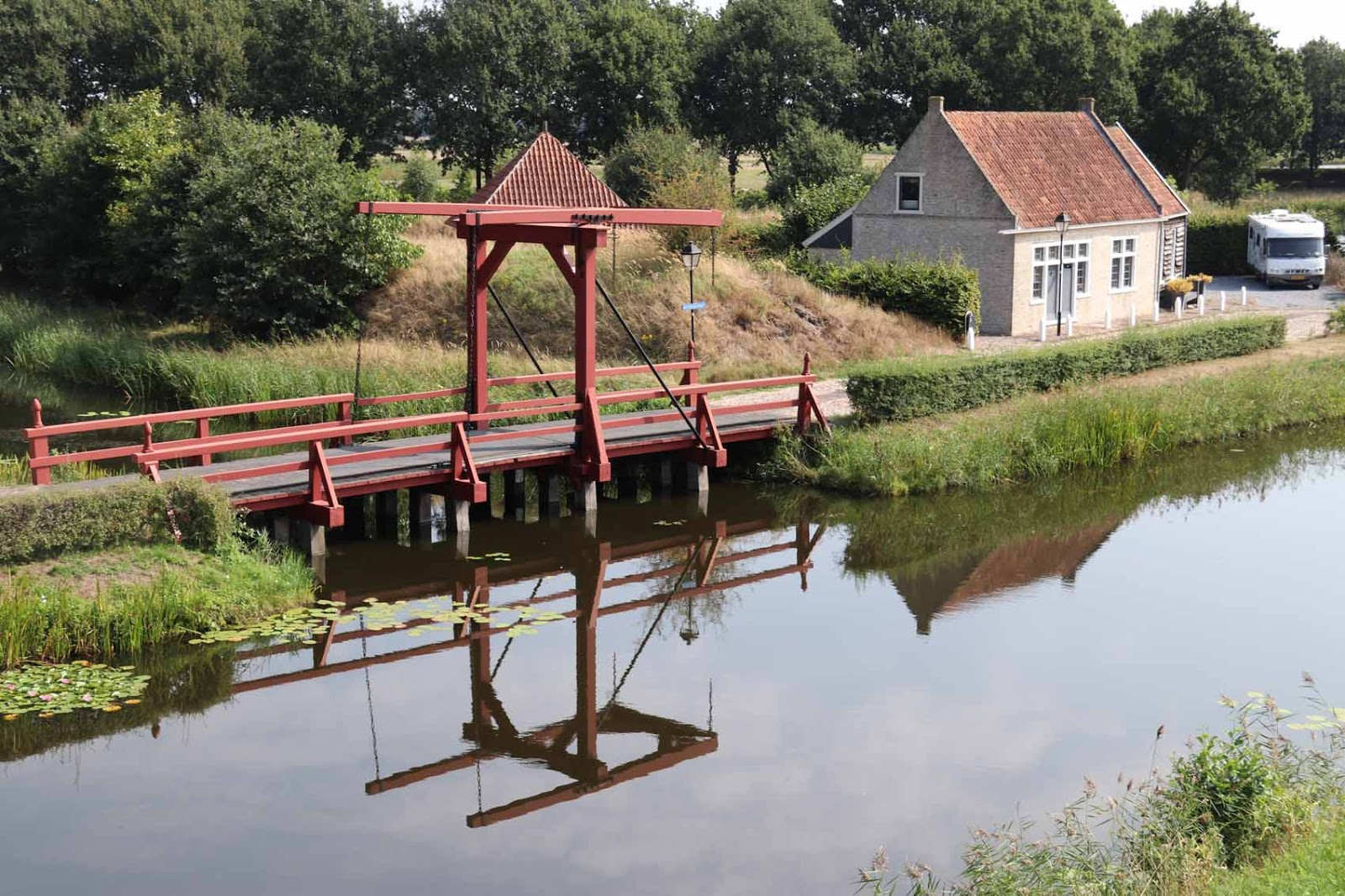 Bourtange silta bridge