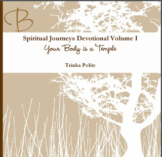 Spiritual Journey Devotionals with Trinka Polite Coming Soon