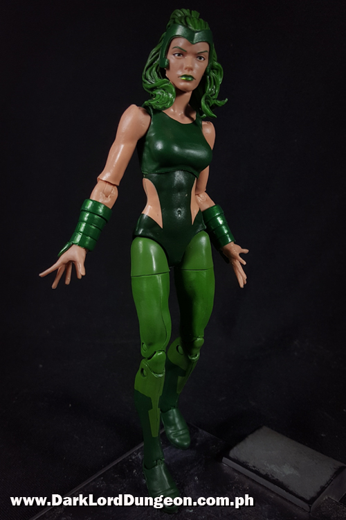 Marvel Legends Lorna Dane - Polaris - Action Figure - no cape