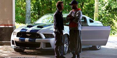 Kid Kudi şi Aaron Paul în Need For Speed