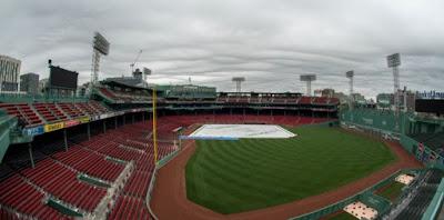 Posponen por lluvia el primer juego entre Yankees y Medias Rojas