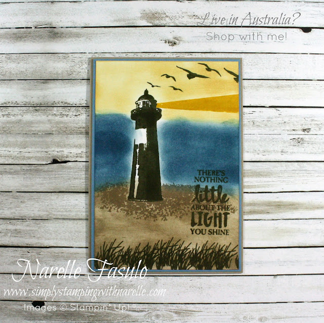 Create amazing cards like these with the High Tide stamp set. Get yours here - http://bit.ly/2nSlOyd