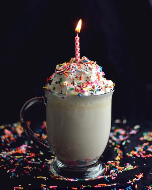 Yammie S Noshery Boozy Birthday Cake Hot Chocolate
