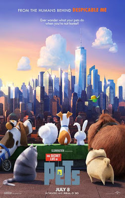 The Secret Life of Pets (2016) HDTS Subtitle Indonesia